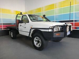 2004 Ford Courier PG GL (4x4) White 5 Speed Manual Wangara Wanneroo Area Preview
