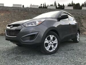 2014 Hyundai Tucson GL FWD at