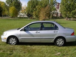 2003 Mitsubishi Lancer Sedan (RUNS WELL) (NEGOTIABLE)