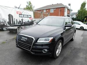 AUDI Q5 2.0T S LINE PROGRESSIV 2015 (TOIT PANORAMIQUE BLUETOOTH)