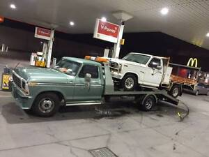 1982 F250 Work tray plus 4x4 Bronco parts car (dry cabin) Melbourne Region Preview