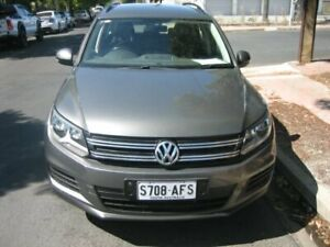 2013 Volkswagen Tiguan 5NC MY14 118 TSI (4x2) Pepper Grey 6 Speed Direct Shift Wagon Prospect Prospect Area Preview