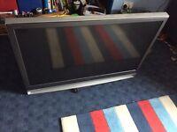 50 inch Sony rear projection tv