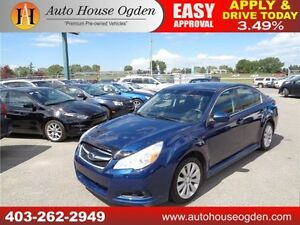2011 SUBARU LEGACY SPORT AWD SUNROOF HEATED SEATS 90DAYNOPAYMENT