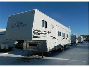 2007 DESERT FOX 385 TOY HAULER PRICE DROPPED TO $24,990 !
