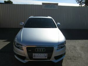 2009 Audi A4 B8 (8K) 2.0 TFSI Quattro Ice Silver 7 Speed Auto Direct Shift Sedan Windsor Gardens Port Adelaide Area Preview