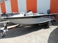 2015 Starcraft 160 Select / 50 hp Suzuki - Only $16,995