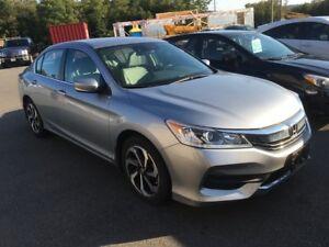2016 Honda Accord Sedan LX w/Honda Sensing