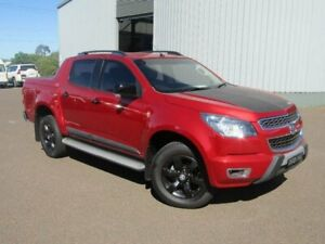 2015 Holden Colorado RG MY16 Z71 UTE CREW 4DR SA 6SP 2.8DT Sizzle Utility Tamworth Tamworth City Preview