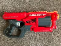 Nerf N-Strike Elite Mega Cyclone Blaster (worth £25).