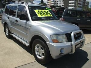2005 Mitsubishi Pajero NP GLX LWB (4x4) Low Kms !! 5 Speed Manual Wagon Granville Parramatta Area Preview