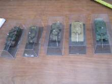 TANKERS COLLECTION OF 5 TANKER MODEL Isaacs Woden Valley Preview