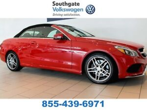 2016 Mercedes-Benz E-Class LEATHER | BLUETOOTH | CONVERTIBLE | N