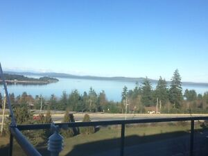 Spacious executive home with ocean view in Ladysmith