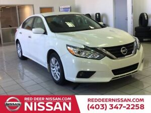 2016 Nissan Altima 2.5 S | LOW KMS | FRONT WHEEL DRIVE | POWER W