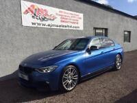 2014 14 BMW 3 SERIES 3.0 330D M SPORT 4D AUTO 255 BHP DIESEL