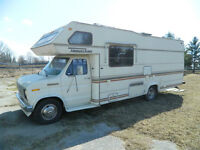 1989 - Ford Travelaire 26' motorhome