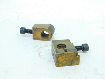 Lathe Part Colchester Clausing Nut Assembly 104959