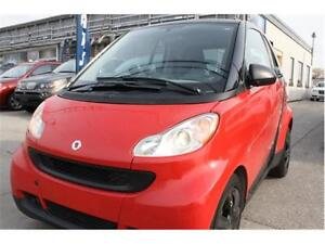 2009 Smart fortwo Pure get 2 years power/train warranty FREE!!!