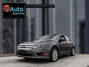 2011 Ford Fusion SEL FWD MOON AND TUNE PACKAGE