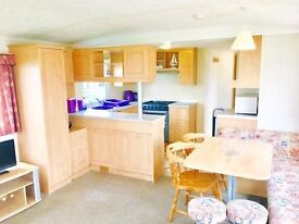 STATIC CARAVAN FOR SALE, NORFOLK NEAR GREAT YARMOUTH AND KINGS LYNN. NOT HAVEN