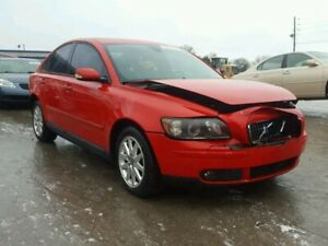 2005 2006 2007 2008 2009 Volvo s40 2.4i Red