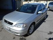 2003 Holden Astra TS Equipe Silver 4 Speed Automatic Sedan Christies Beach Morphett Vale Area Preview