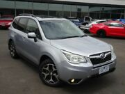 2013 Subaru Forester S4 MY13 2.0D-S AWD Silver 6 Speed Manual Wagon Strathmore Heights Moonee Valley Preview