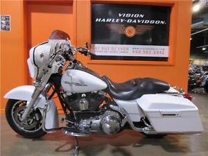 2008 FLHX Street Glide Usagé Harley Davidson