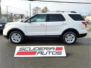 Ford Explorer XLT 2011, 4X4, 7 Passagers, Camera, Impeccable !