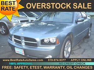 2006 Dodge Charger R/T has Leather and Sunroof