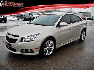 2013 Chevrolet Cruze 2LT | RS
