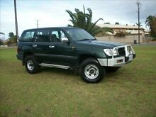 1999 Toyota Landcruiser FZJ105R GXL (4x4) 4 Speed Automatic 4x4 Wagon Alberton Port Adelaide Area Preview