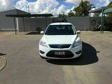 2011 Ford Focus LV LX White 4 Speed Automatic Sedan Berserker Rockhampton City Preview