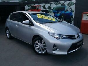 2012 Toyota Corolla ZRE182R Ascent Sport Silver 7 Speed CVT Auto Sequential Hatchback Greenacre Bankstown Area Preview