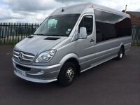 Minibus & Minicoach Hire for any Occasion - Airport Transfers -London & Essex