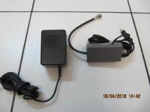 Classic Nintendo NES-002 AC Adaptor & NES-003 RF Switch Circ1985