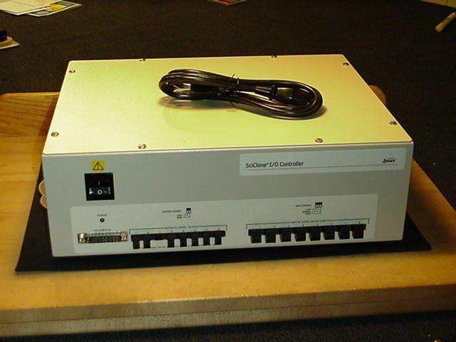 Zymark 78442/2 SciClone I/O Controller for Liquid Handler Control Controller I/O