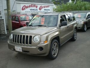 2008 Jeep Patriot Sport 4x4