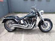 2008 Harley-Davidson FLSTF Fat Boy Cruiser 1584cc Nerang Gold Coast West Preview