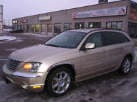 TOP OF THE LINE!!!2006 CHRYSLER PACIFICA LIMITED AWD