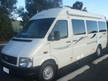 VW  LT 35 / crafter  motorhome  campervan Invermay Launceston Area Preview