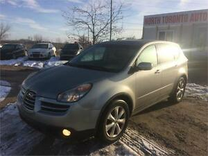 2006 SUBARU B9 TRIBECA - AWD - LEATHER - HEATED SEATS - SUNROOF