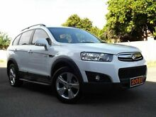 2011 Holden Captiva CG Series II 7 AWD CX White 6 Speed Sports Automatic Wagon Ridleyton Charles Sturt Area Preview