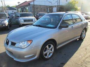 2007 Subaru Impreza 2.5i (GARANTIE2 ANS INCLUS) vehicule d'occas