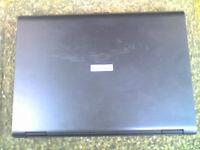 Toshiba Satellite Pro M70 Laptop , Pentium M , 1.73GHz, 2GB RAM, 40GB HDD - USED