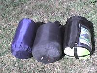 3 Adult Sleeping Bags