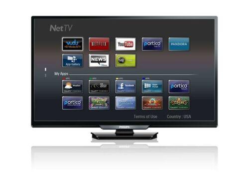 """Philips 4000 32PFL4609 32"""" 768p LED-LCD TV - 16:9 - HDTV - 120 Hz"""