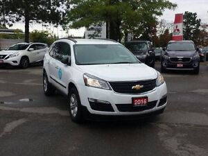 2016 Chevrolet Traverse LS CAMERA AWD TOUCH SCREEN
