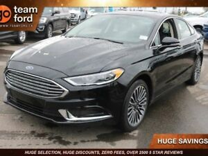 2018 Ford Fusion SE, 202A, 2.0L FWD, SYNC, NAV, REAR CAMERA, ACT